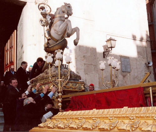 2004-04-23, Procession of St. George