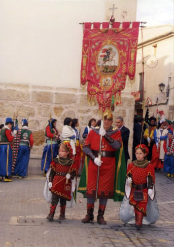 2010-04-23, Procesión de San Jorge