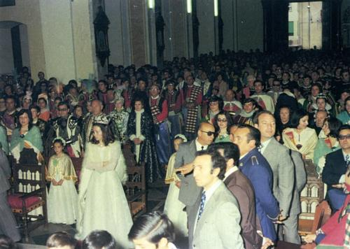 1975-04-23, Messe de Saint-Georges