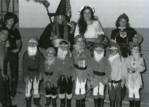 1981-08-23, II centenário da chegada da relíquia, VIII setor