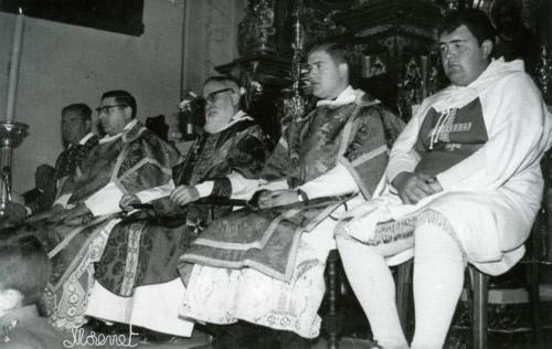 1966-04-23, Messe de Saint-Georges