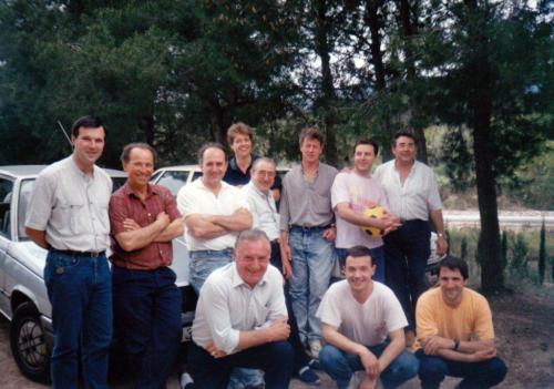 1987-06-01, Consiglio di amministrazione