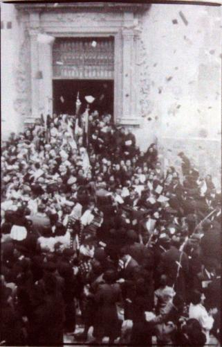 1950-04-23, Mass of St. George