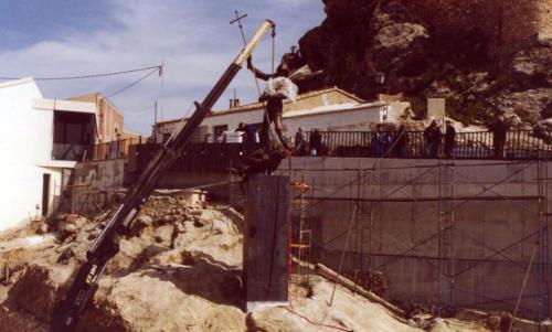 2003-03-07, Monumento di San Giorgio