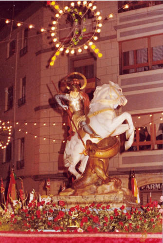 1981-04-23, Procession de Saint-Georges