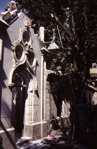 1985-08-12, Chapel of St. George
