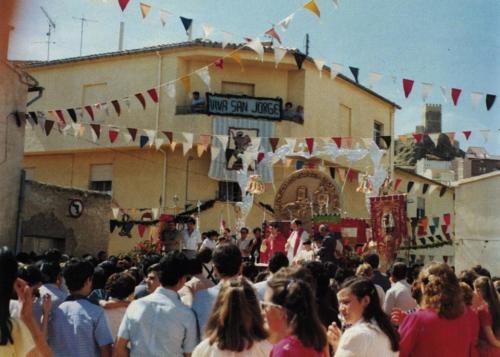 1981-07-12, II Centenari de l'arribada de la Reliquia, VI sector