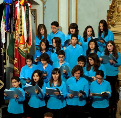 2011-05-08, Musical XXXII Conference of the octave of St. George