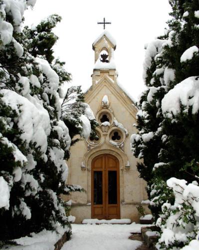 2001-11-16, Ermita nevada