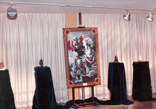 1981-02-01, Ausstellung