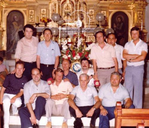 1981-09-02, Junta directiva