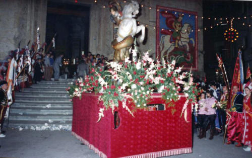 1980-04-23, Procession de Saint-Georges