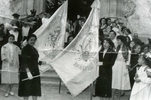 1957-06-01, Procesión del Corpus
