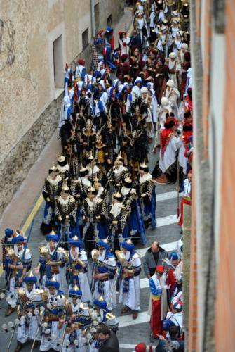 2011-04-30, Procession de Saint-Georges