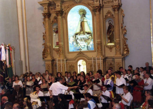 2010-09-05, Missa major de la Relíquia