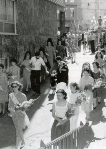 1981-06-28, II Centenari de l'arribada de la Reliquia, V sector