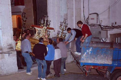 2011-04-26, I preparativi per la festa di Sant Jordi