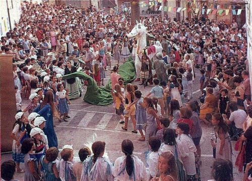 1981-08-29, II Centenari de l'arribada de la Reliquia, VIII setor