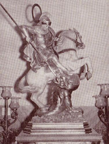 1970-04-23, Imatge de Sant Jordi