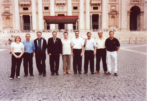 2001-08-14, Conselho de Administração