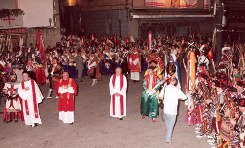 2003-09-07, Procession of the Relic