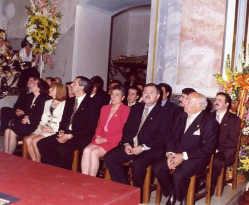 1999-04-23, Messe de Saint-Georges