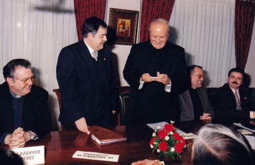 1999-01-23, Firma de los Estatutos