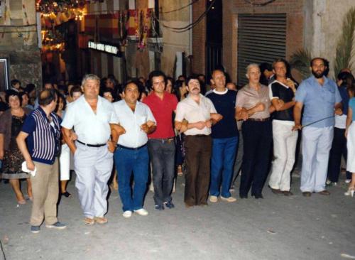 1981-08-29, II Centenari de l'arribada de la Reliquia, settore VIII