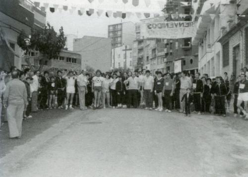1981-06-27, II Centenari de l'arribada de la Reliquia, V sector