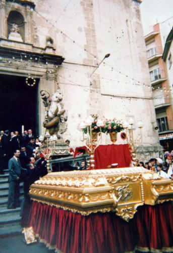 1986-04-23, Procession de Saint-Georges