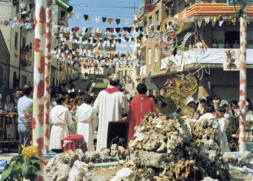 1981-07-26, II Centenari de l'arribada de la Reliquia, VII sector