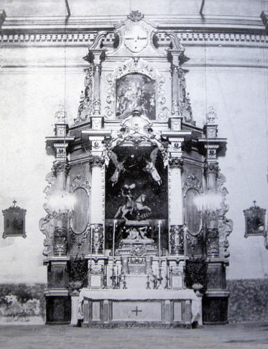 1935-09-03, Altar of St. George
