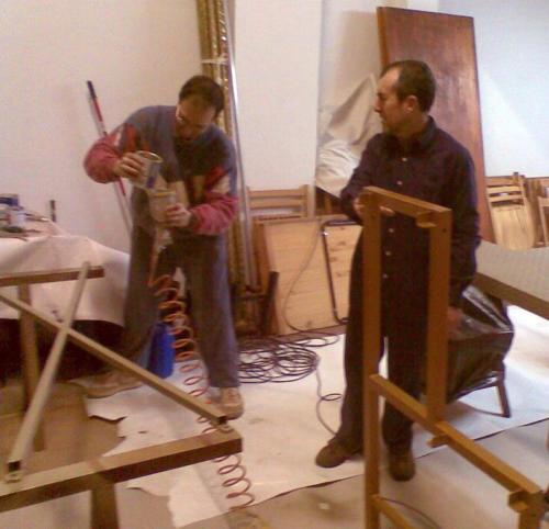 2008-11-08, Pflege des kulturellen Erbes