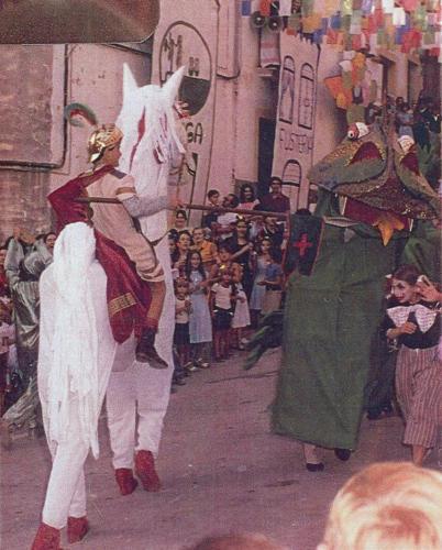 1981-08-29, II Centenari de l'arribada de la Reliquia, VIII sector
