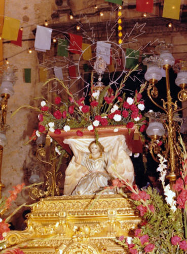 1981-09-06, Procession of the second centenary of the arrival of the relic