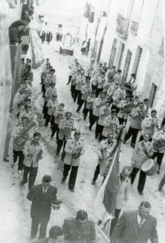 1947-06-01, Corpus Christi Procession