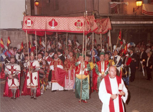 2004-09-05, Procession of the Relic