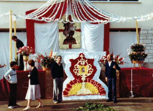 1981-06-28, II Centenari de l'arribada de la Reliquia, sector V
