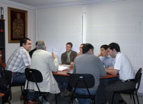 2011-06-03, Traspàs de Juntes Directives