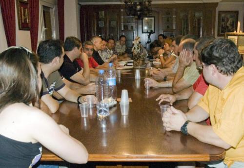 2010-08-29, Juntes Directives