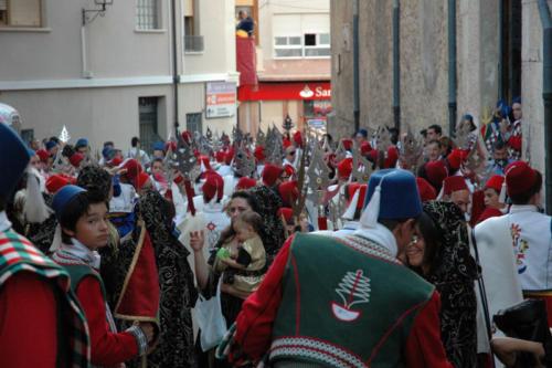 2010-09-05, Processione della reliquia