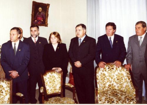 2000-10-10, Voyage à Lourdes cloche