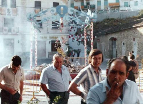 1981-07-26, II Centenari de l'arribada de la Reliquia, sector VII