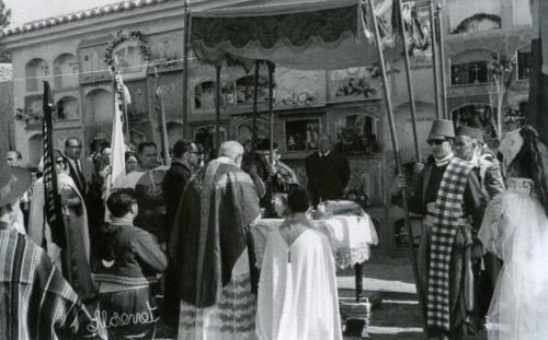 1967-04-25, Missa del Cementeri