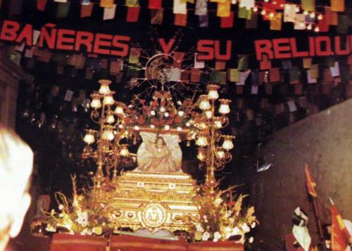 1981-09-06, Processó del II Centenari de l'arribada de la Reliquia