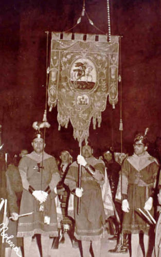 1950-04-23, Procession of St. George