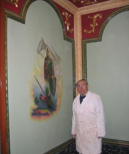 2009-03-09, Mantenimiento de patrimonio
