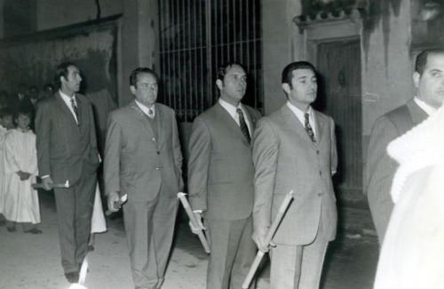 1974-04-23, Procesión de San Jorge
