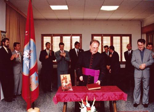 1995-09-03, réceptions