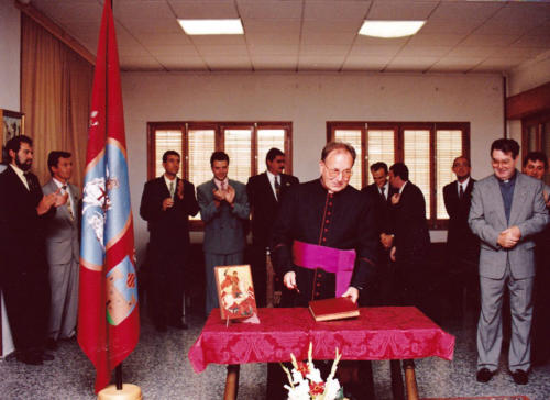 1995-09-03, ricevimenti